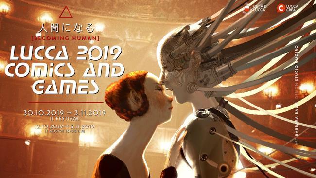Manifesto Lucca Comics & Games 2019