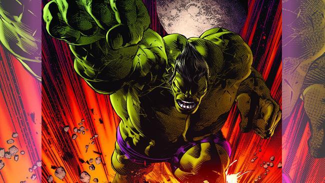 Amadeus Cho si prepara a spaccare in World War Hulk II