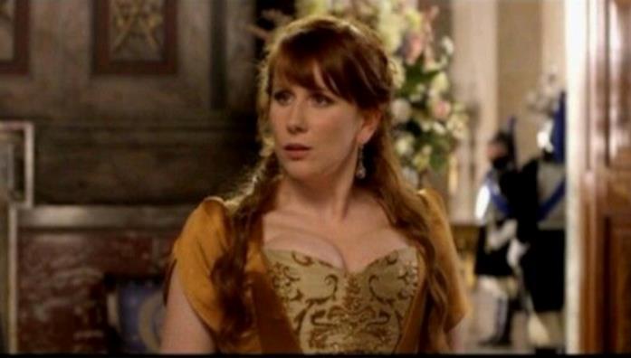 Regina Isabella in una scena di Gulliver