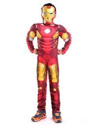 Costume da Iron Man per Bambini