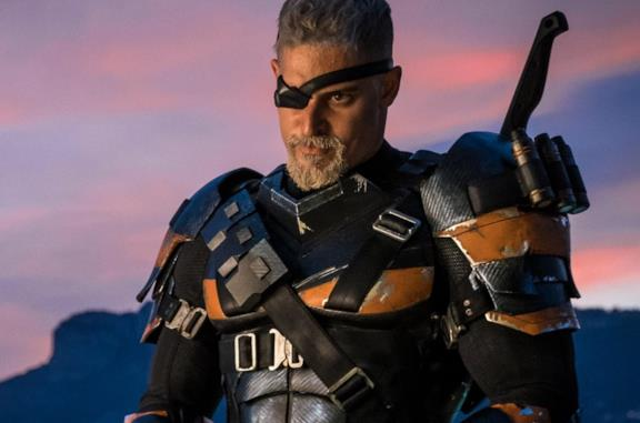 Deathstroke torna (con un nuovo look) in Zack Snyder's Justice League