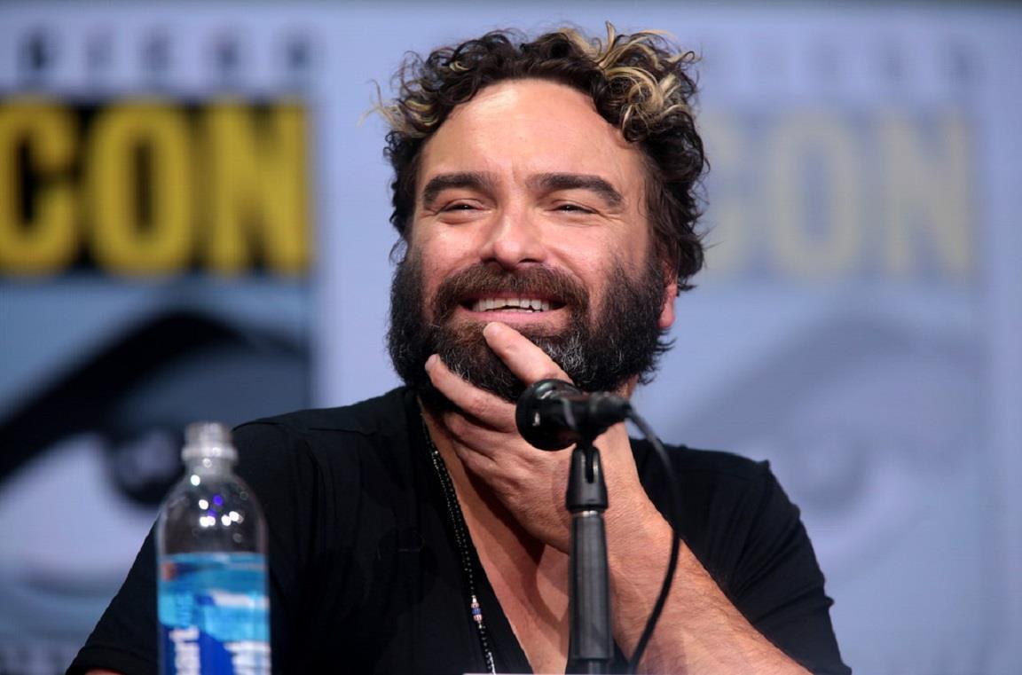 Johnny Galecki al Comic-Con di San Diego
