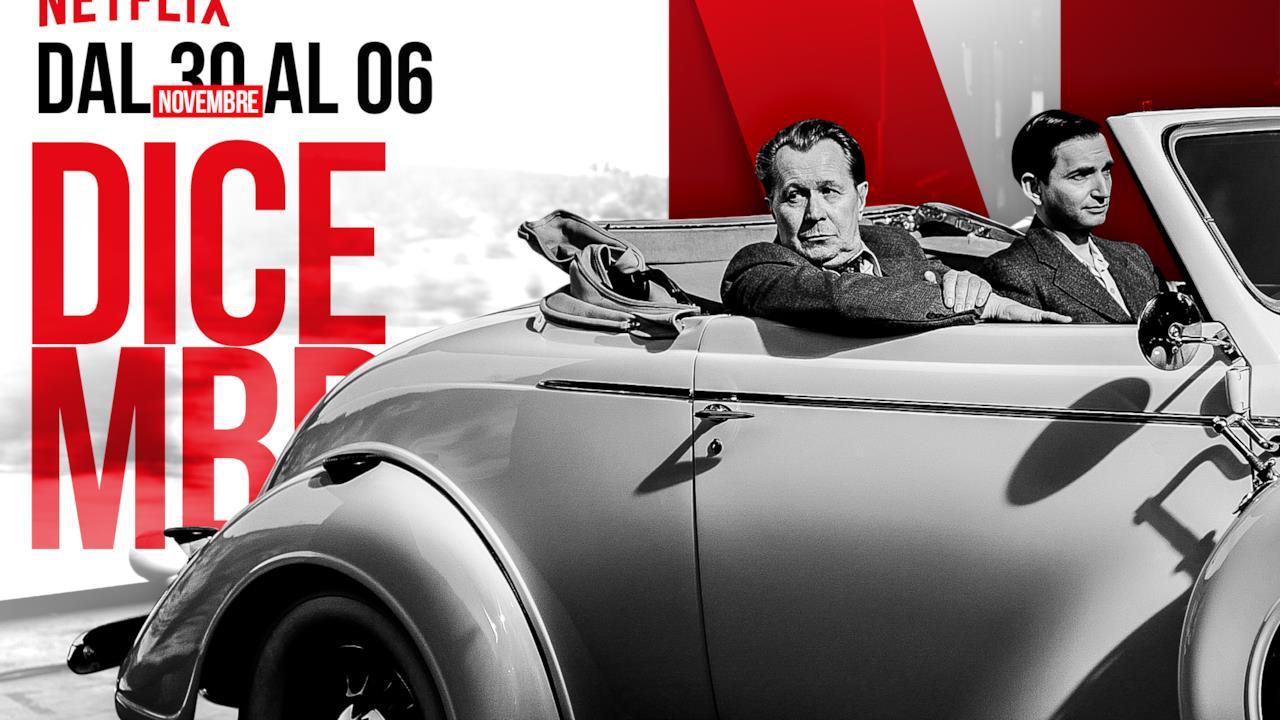 Netflix: novità in uscita della settimana dal 30 novembre al 6 dicembre