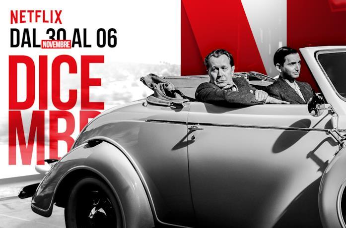 Netflix: le novità 30 novembre-6 dicembre