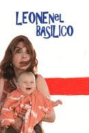 Poster Leone nel basilico