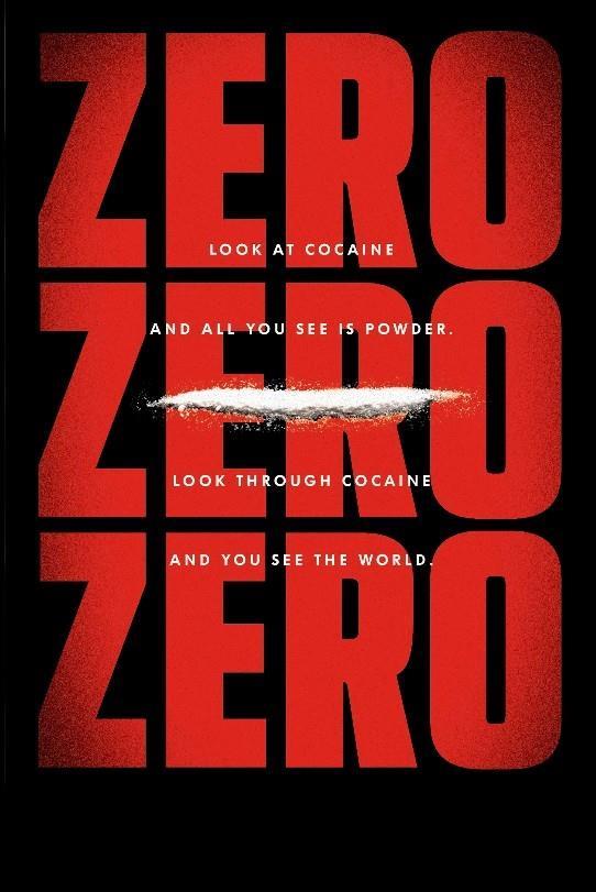Il poster internazionale di ZeroZeroZero