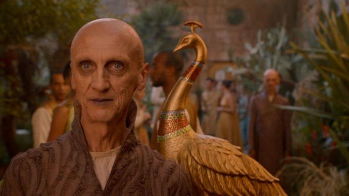 I Warlock in Game of Thrones 8x02