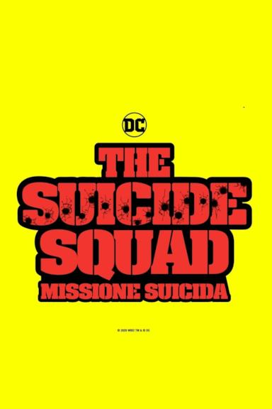 Poster The Suicide Squad: Missione suicida