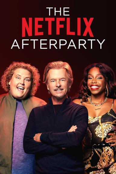 Poster The Netflix Afterparty