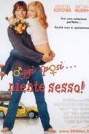 Poster Oggi sposi... niente sesso