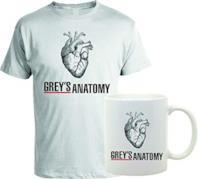 Coppia Tshirt e Tazza Grey's Anatomy