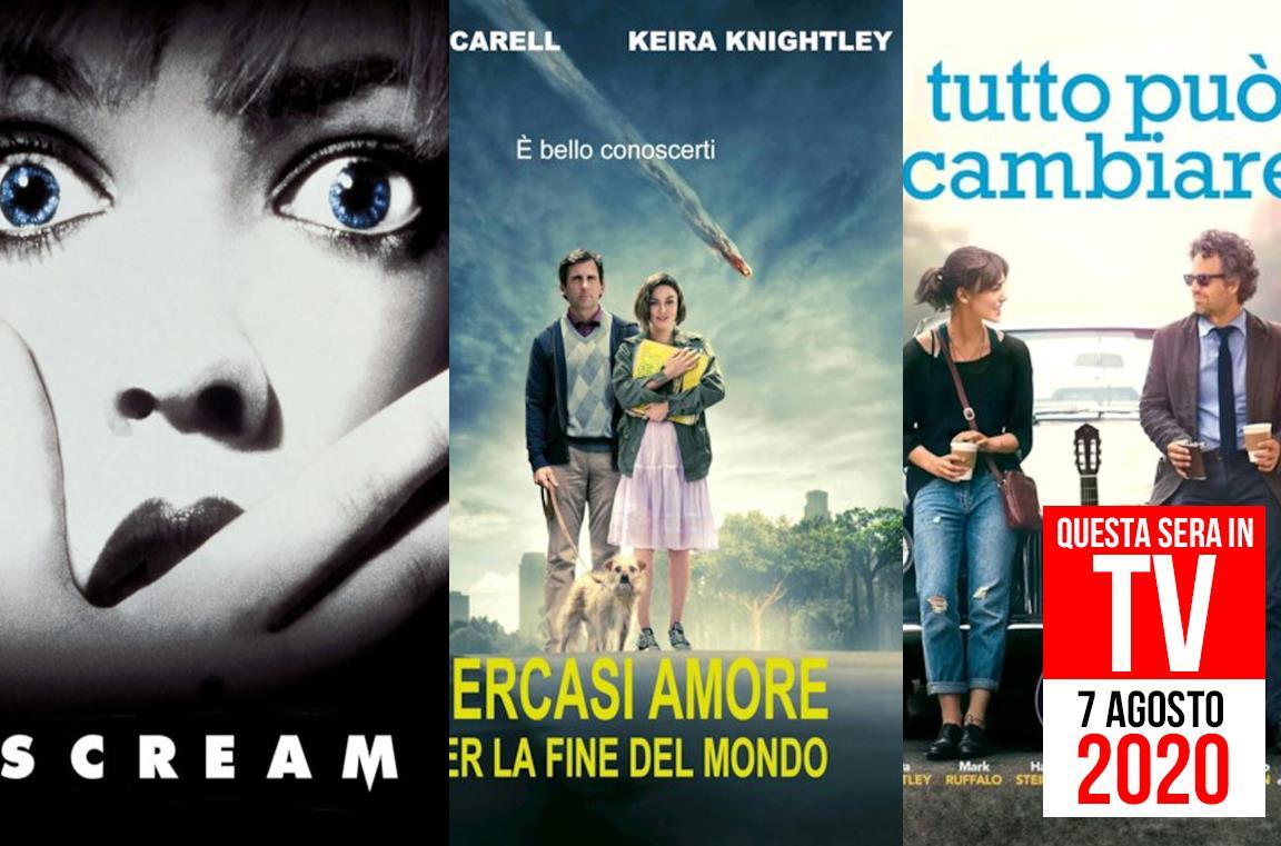 Film in TV: 7 agosto