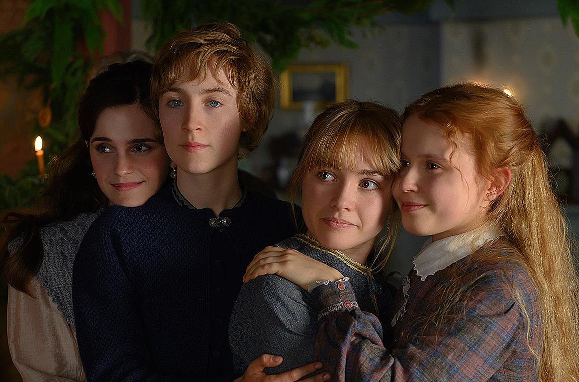 Le protagoniste di Piccole Donne