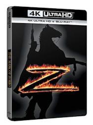 La Maschera Di Zorro - 4K Ultra Hd  (2 Blu Ray)