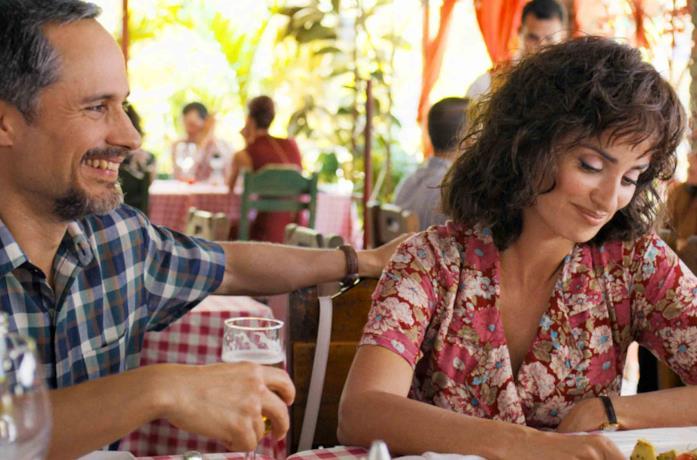 Penélope Cruz e Édgar Ramírez