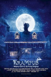 Poster Krampus - Natale non è sempre Natale