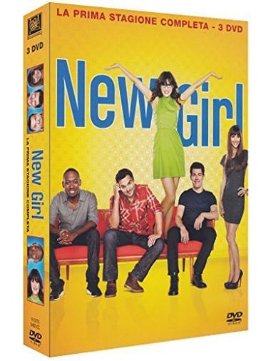 Cofanetto DVD di New Girl- Stagione1