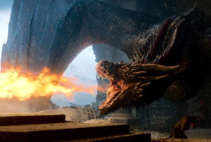 Game of Thrones: Drogon
