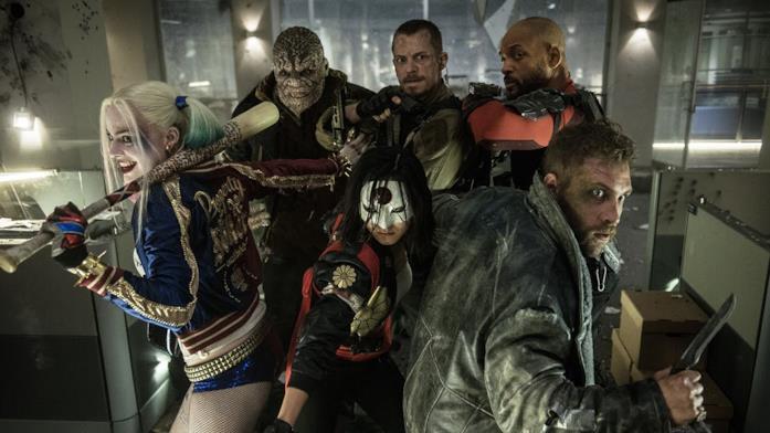 Harley Quinn e la prima Suicide Squad