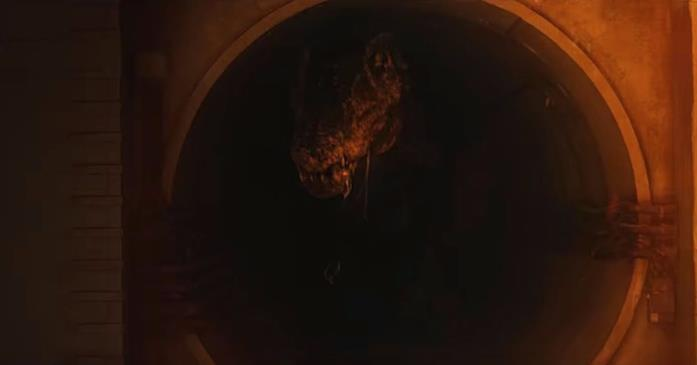 Il Baryonyx appare nel trailer di Jurassic World: Il Regno Distrutto