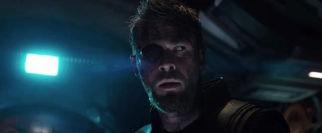 Thor e il suo team-up con i guardiani della Galassia in Infinity War