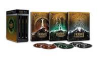 Lo Hobbit - Trilogia Steelbook (4K Ultra HD) (6 dischi)