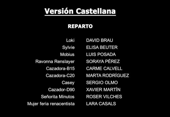 L'elenco dei doppiatori del secondo episodio di Loki