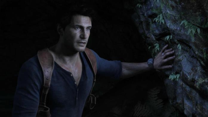 Nathan Drake in Uncharted 4: Fine di un ladro