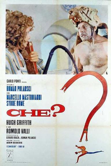 Poster Che?