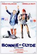 Poster Bonnie e Clyde all'italiana
