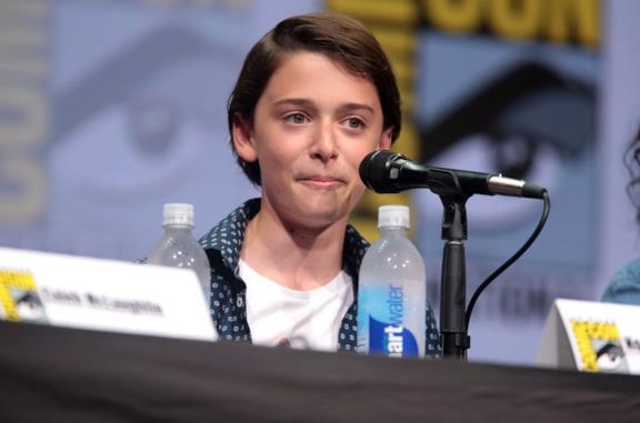 Noah Schnapp al Comic-Con di San Diego