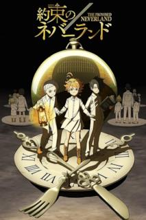 Poster The Promised Neverland