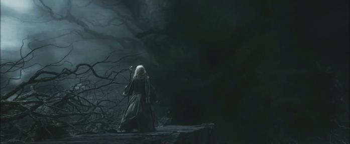 Gandalf il Grigio ne Lo Hobbit