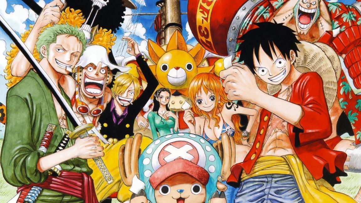 One Piece personaggi