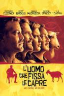 Poster L'uomo che fissa le capre