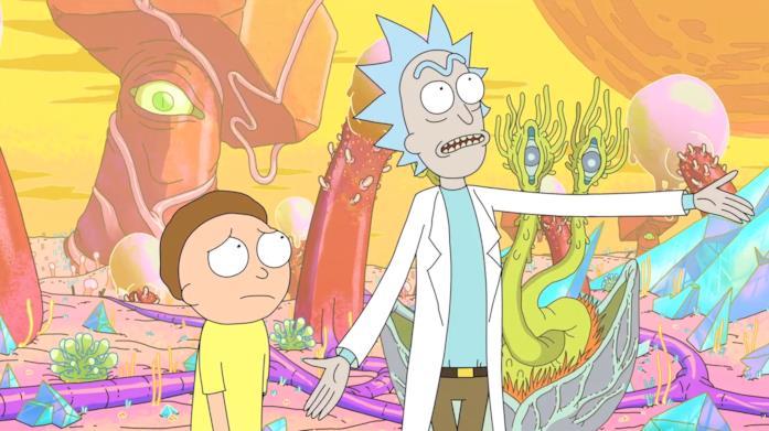 Rick and Morty: la prima stagione