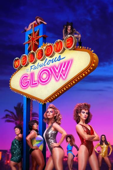 Poster GLOW
