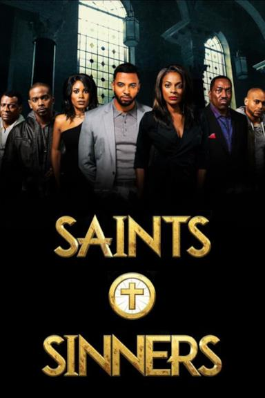 Poster Saints & Sinners