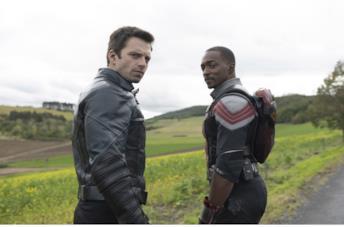 Bucky e Sam
