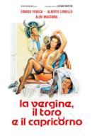 Poster La vergine, il toro e il capricorno