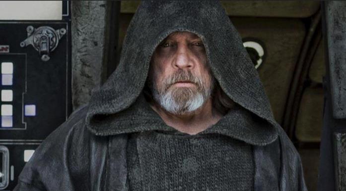 Una scena di Star Wars: Rise of Skywalker