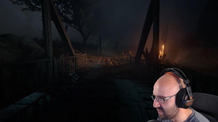 Il gamer di Outlast 2 insieme a sua figlia: protagonisti del video virale su Twitch