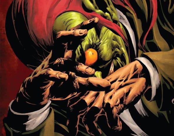 Cover di Dark Avengers #5