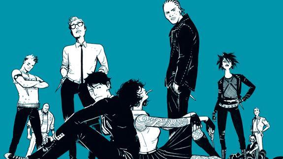 Immagine del fumetto Deadly Class