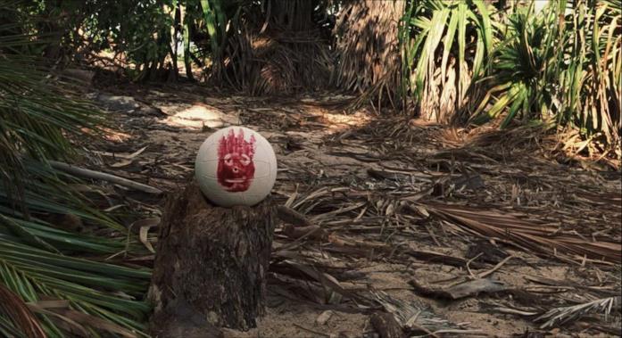 Il pallone di Cast Away
