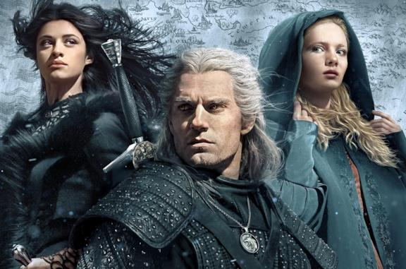 I protagonisti di The Witcher
