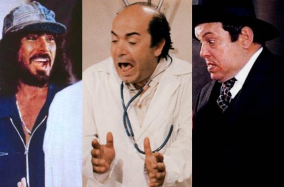 Tomas Milian, Lino Banfi e Bombolo, alfieri del trash tricolore