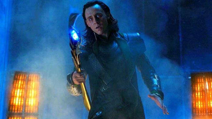 Tom Hiddleston è Loki