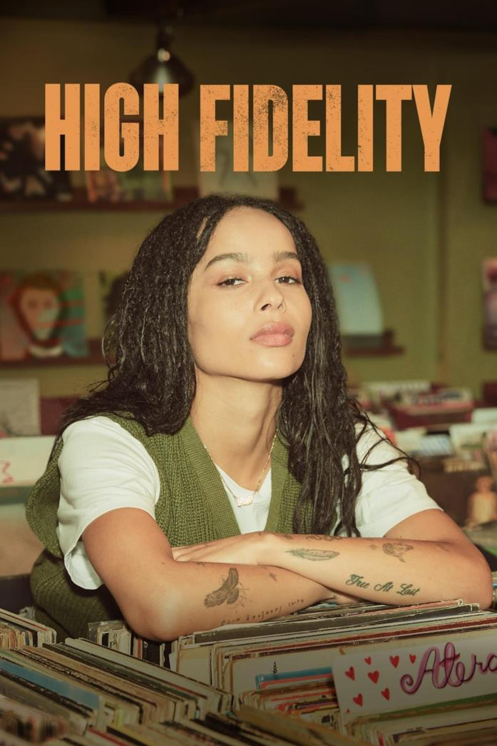 Il poster di High Fidelity