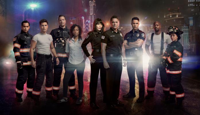 9-1-1: Lone Star, il cast della nuova serie